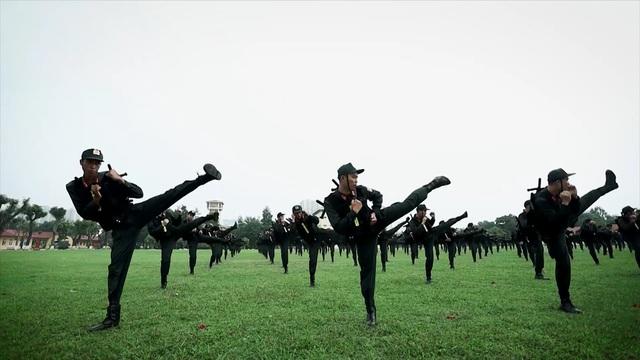 Gala Tinh hoa võ thuật 2020: Những người giữ gìn bình yên - Ảnh 4.