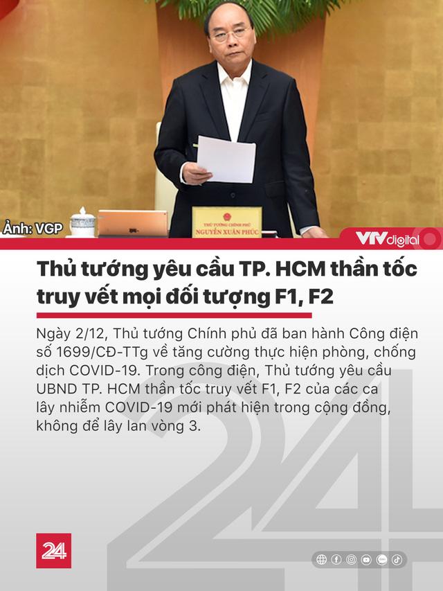 Tin nóng đầu ngày 3/12: Thực hư thông tin Đà Nẵng có ca mắc COVID-19 mới - Ảnh 1.