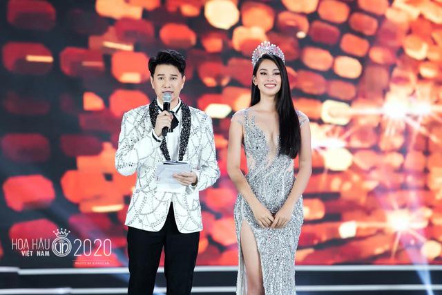 MC Vũ Mạnh Cường không dám xem bình luận Chung kết Hoa hậu để không bị tổn thương - Ảnh 1.