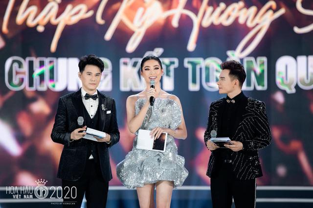MC Vũ Mạnh Cường không dám xem bình luận Chung kết Hoa hậu để không bị tổn thương - Ảnh 2.