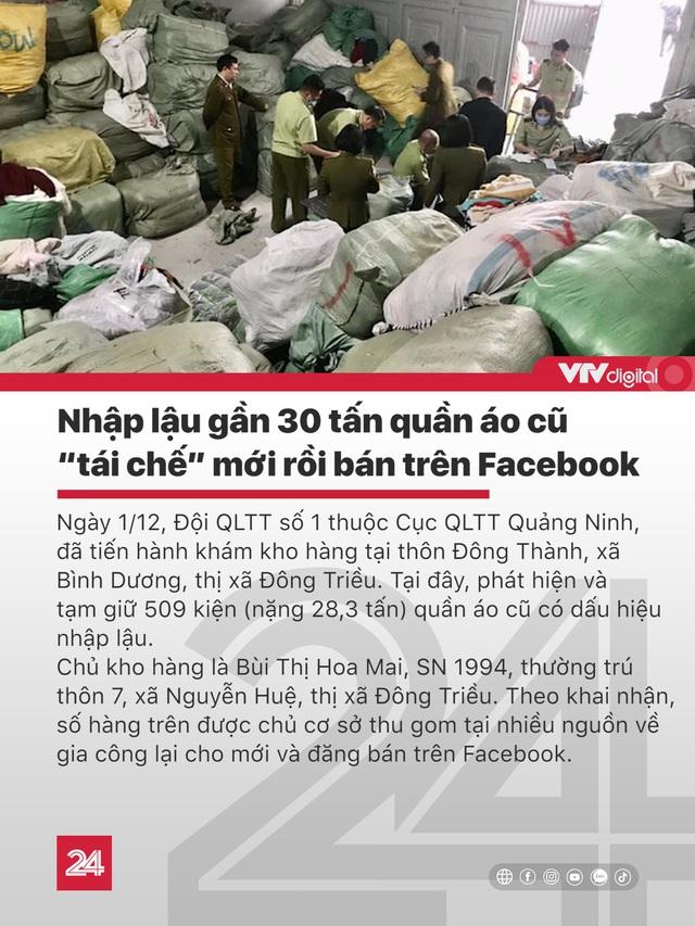 Tin nóng đầu ngày 3/12: Thực hư thông tin Đà Nẵng có ca mắc COVID-19 mới - Ảnh 5.
