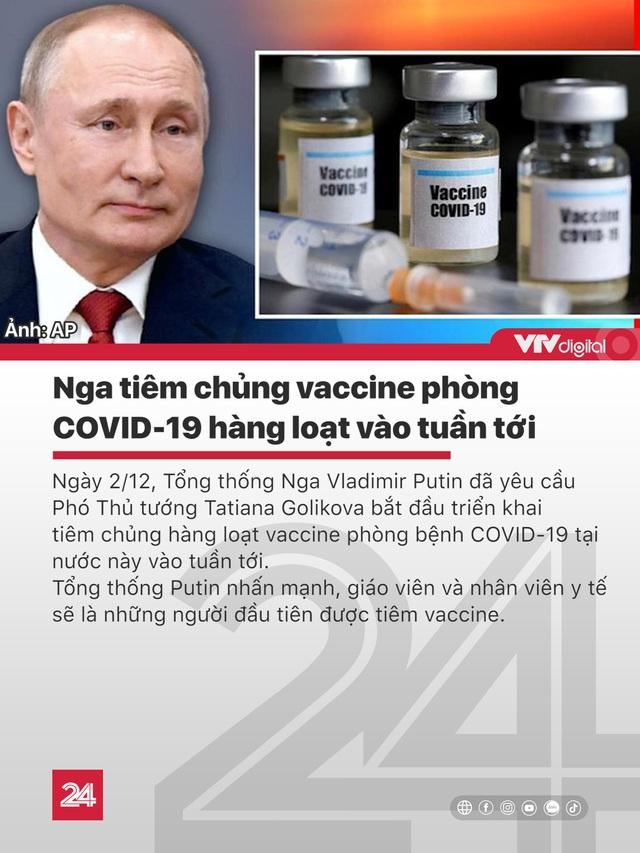 Tin nóng đầu ngày 3/12: Thực hư thông tin Đà Nẵng có ca mắc COVID-19 mới - Ảnh 6.
