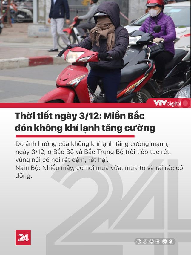 Tin nóng đầu ngày 3/12: Thực hư thông tin Đà Nẵng có ca mắc COVID-19 mới - Ảnh 8.