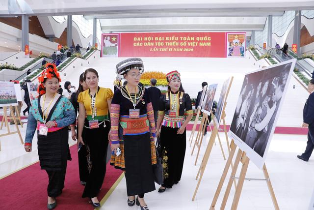 Đại hội đại biểu toàn quốc các dân tộc thiểu số - Ngày hội lớn của 54 dân tộc anh em - Ảnh 2.