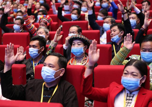 Đại hội đại biểu toàn quốc các dân tộc thiểu số - Ngày hội lớn của 54 dân tộc anh em - Ảnh 1.