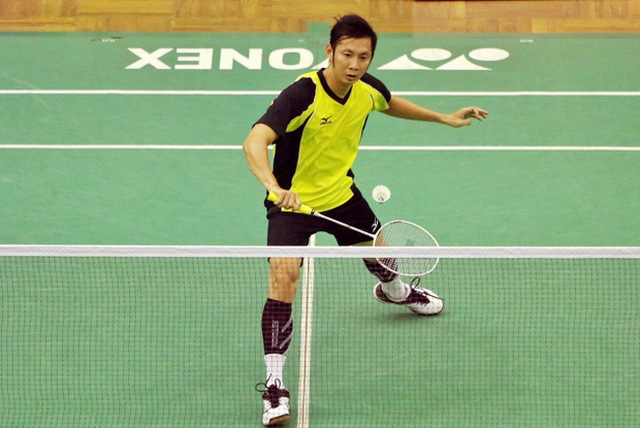 Tiến Minh gặp Thiên Lộc ở chung kết đơn nam Giải cầu lông các tay vợt xuất sắc toàn quốc 2020 - Ảnh 2.