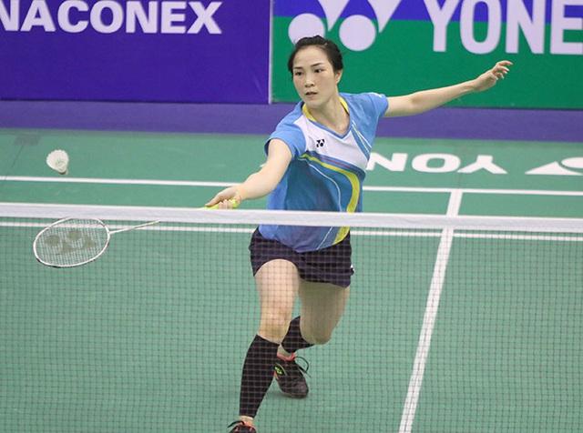Tiến Minh gặp Thiên Lộc ở chung kết đơn nam Giải cầu lông các tay vợt xuất sắc toàn quốc 2020 - Ảnh 3.