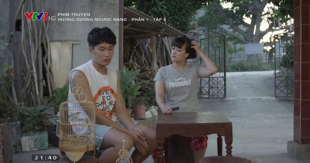 Hướng dương ngược nắng - Tập 8: Chỉ với một chiêu, ông Phan khiến bà Cúc phải đón Minh - Trí về thành phố - Ảnh 2.