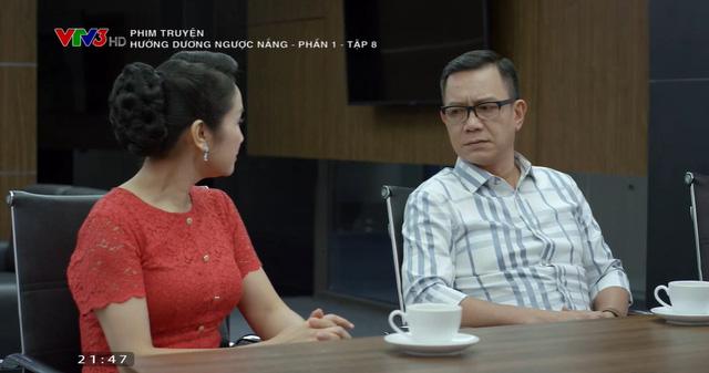 Hướng dương ngược nắng - Tập 8: Chỉ với một chiêu, ông Phan khiến bà Cúc phải đón Minh - Trí về thành phố | VTV.VN
