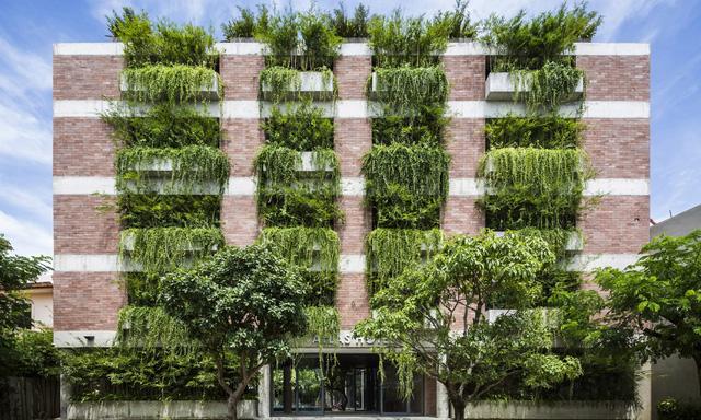 3 công trình của KTS Võ Trọng Nghĩa đoạt giải thưởng LOOP Design Awards 2020 - Ảnh 10.