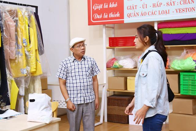 """Trung Dân làm ông chủ tiệm giặt ủi, tìm vợ tuổi xế chiều trong """"Tổ ấm lạ kỳ"""" - Ảnh 1."""