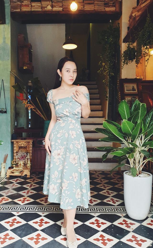 Ngắm phong cách thời trang thường ngày của ca sĩ Bảo Trâm - ảnh 10