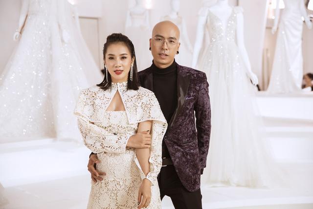 Những sao Việt công khai người yêu trong năm 2020 - Ảnh 9.