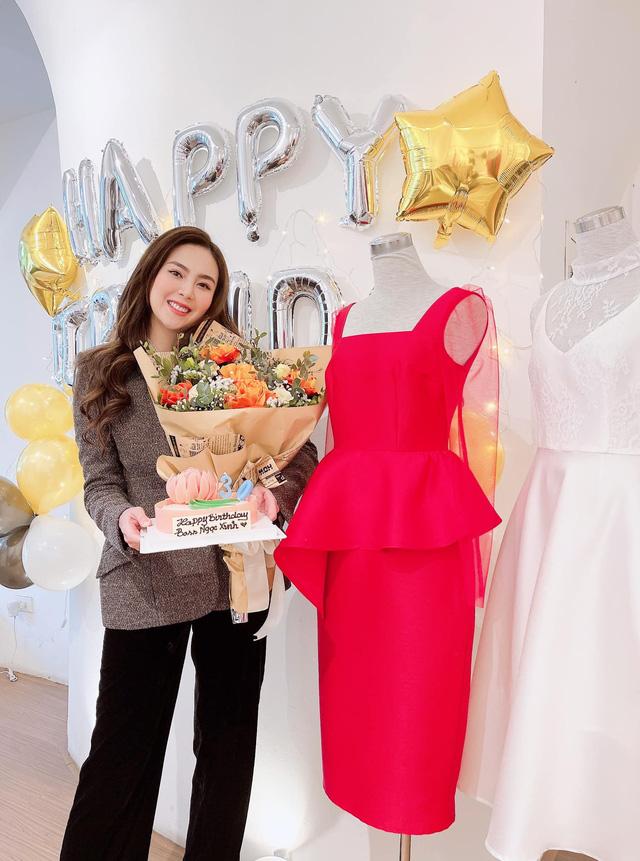 Mai Ngọc chìm trong quà hàng hiệu nhân dịp sinh nhật tuổi 30 - Ảnh 3.