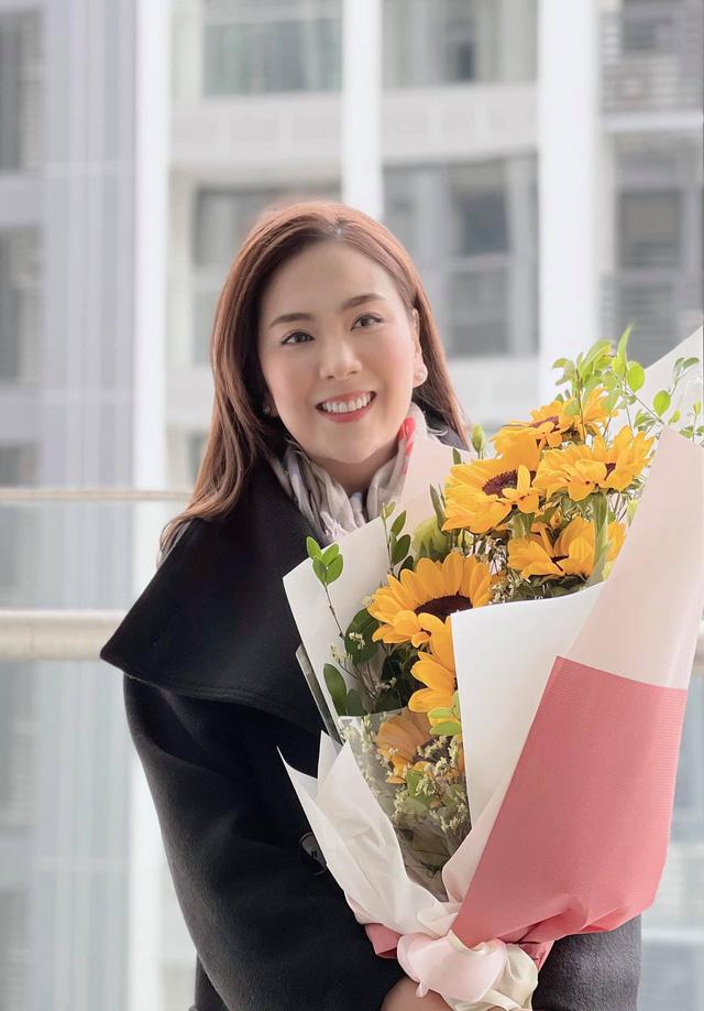 Mai Ngọc chìm trong quà hàng hiệu nhân dịp sinh nhật tuổi 30 - Ảnh 4.