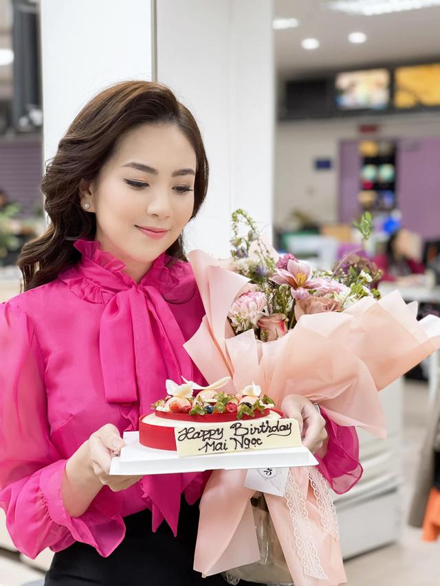 Mai Ngọc chìm trong quà hàng hiệu nhân dịp sinh nhật tuổi 30 - Ảnh 6.