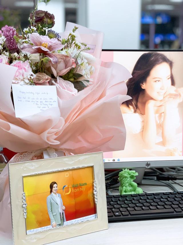 Mai Ngọc chìm trong quà hàng hiệu nhân dịp sinh nhật tuổi 30 - Ảnh 8.
