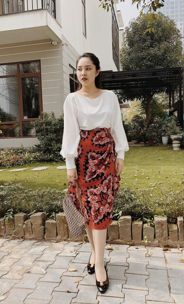 Ngắm phong cách thời trang thường ngày của ca sĩ Bảo Trâm - ảnh 8