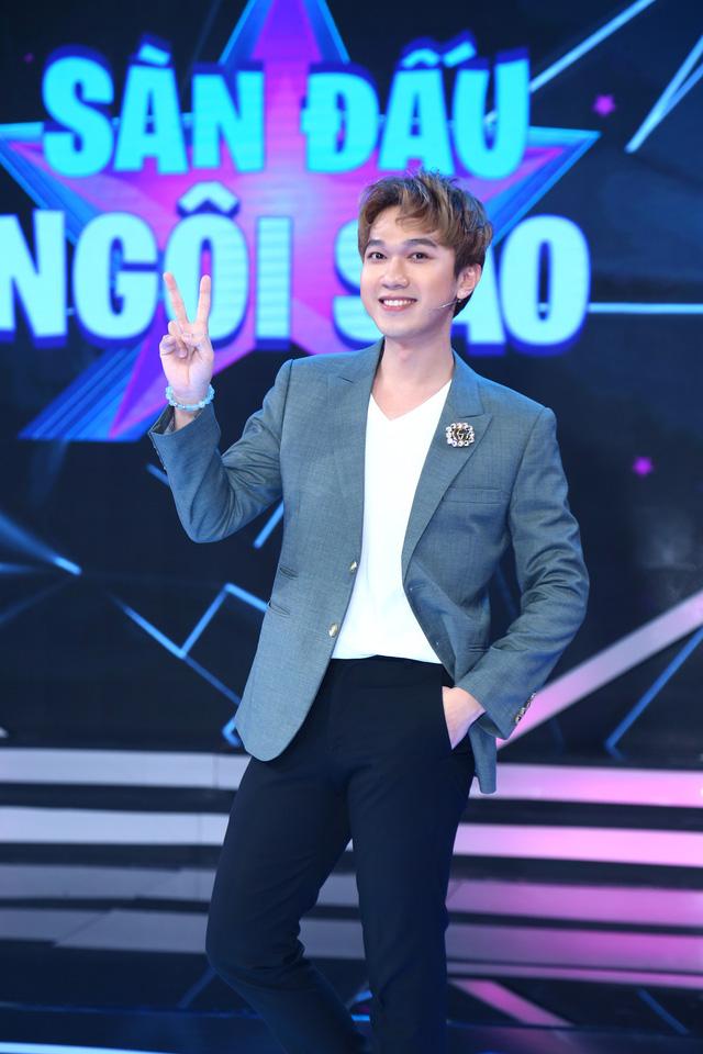 Minh Xù trở thành host gameshow âm nhạc kết hợp vận động mới lạ mang tên Sàn đấu ngôi sao - Ảnh 1.