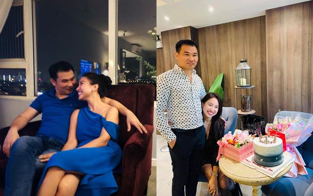 Những sao Việt công khai người yêu trong năm 2020 - Ảnh 7.
