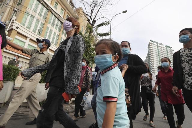 Campuchia ghi nhận thêm 4 ca nhiễm COVID-19 trong cộng đồng - Ảnh 1.