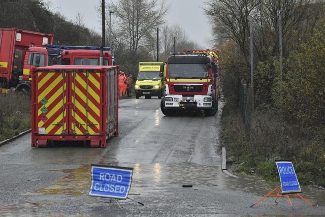 Nổ bồn hóa chất tại Anh, 4 người thiệt mạng - Ảnh 3.