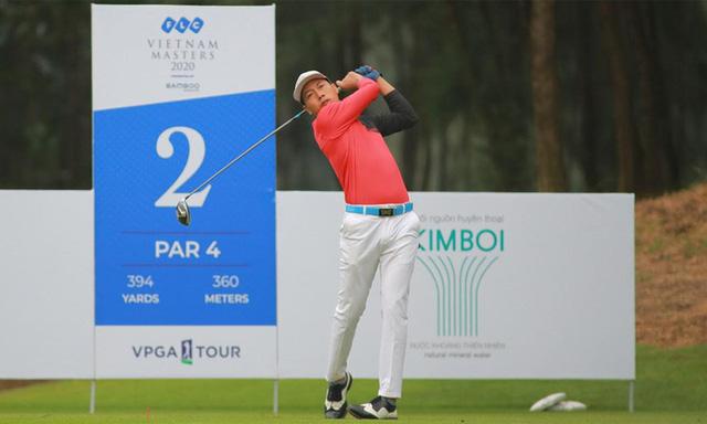 Đỗ Hồng Giang vô địch giải Golf FLC Vietnam Masters 2020 - Ảnh 1.