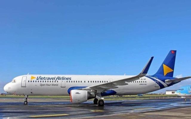 Vietravel Airlines sắp đón tàu bay đầu tiên - Ảnh 1.