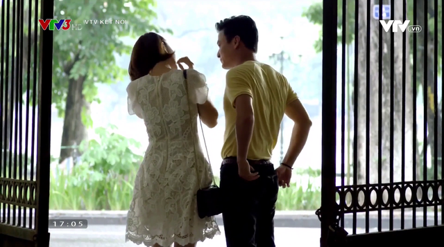 Hé lộ loạt hình ảnh lụi tim của Hồng Đăng - Hồng Diễm trong phim mới - ảnh 5