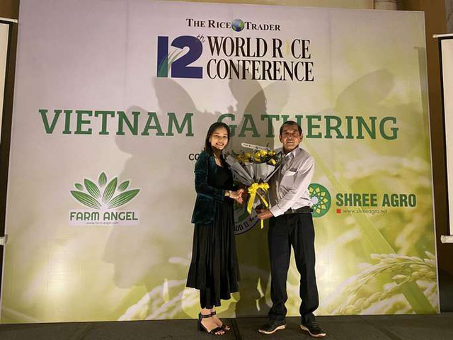 Gạo ST25 giành á quân cuộc thi Gạo ngon nhất thế giới 2020 - Ảnh 1.