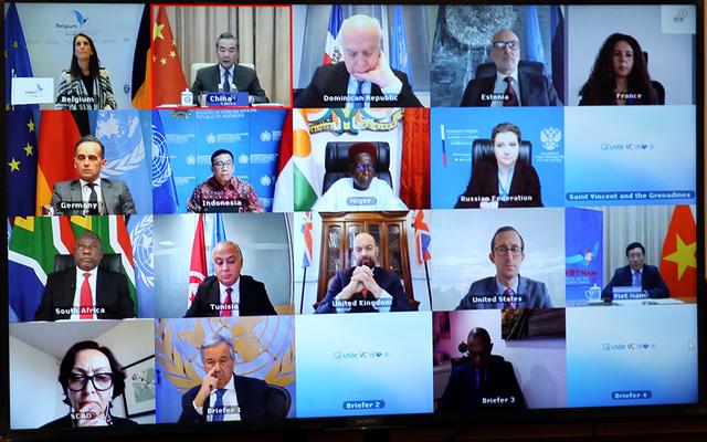 Phó Thủ tướng Phạm Bình Minh tham dự thảo luận cấp cao tại Liên Hợp Quốc - Ảnh 2.