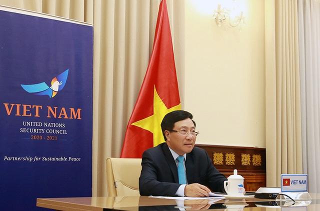 Phó Thủ tướng Phạm Bình Minh tham dự thảo luận cấp cao tại Liên Hợp Quốc - Ảnh 1.