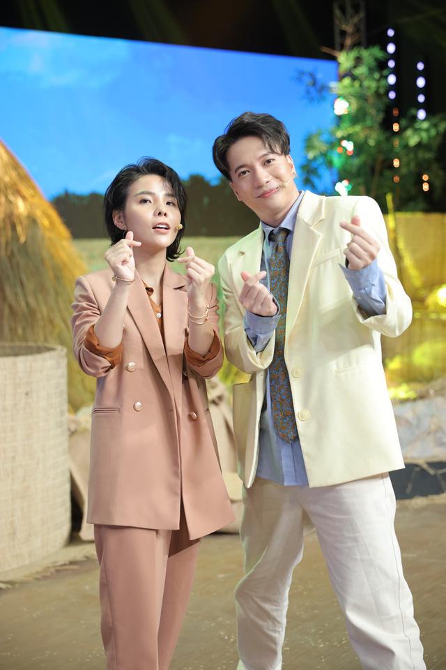 Ký ức vui vẻ: Thanh Duy trở lại, S.T Sơn Thạch thay thế Hoa hậu Khánh Vân - Ảnh 3.