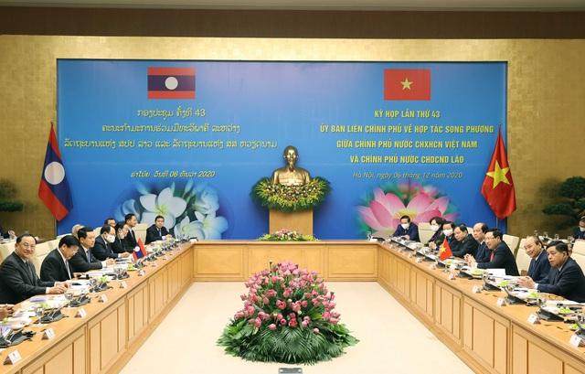 Việt Nam - Lào tăng cường tính kết nối, bổ trợ giữa hai nền kinh tế - Ảnh 1.