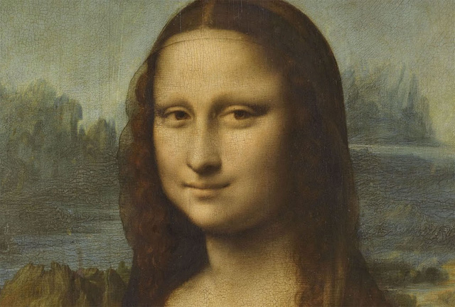 Bảo tàng Louvre đấu giá cơ hội ngắm nàng Mona Lisa cận cảnh - ảnh 1