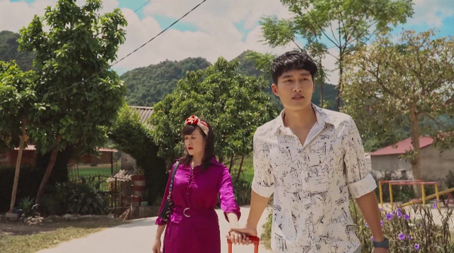 Diễn viên Đình Tú kỷ niệm 5 năm tình yêu với bạn gái hơn tuổi - Ảnh 3.