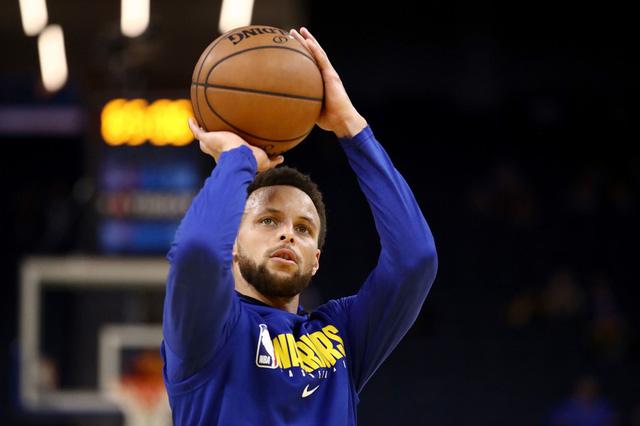 Stephen Curry đàm phán gia hạn hợp đồng với Golden State Warriors - Ảnh 1.