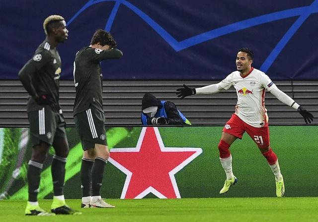 Solskjaer nói gì về Pogba sau thất bại của Manchester United? - Ảnh 1.