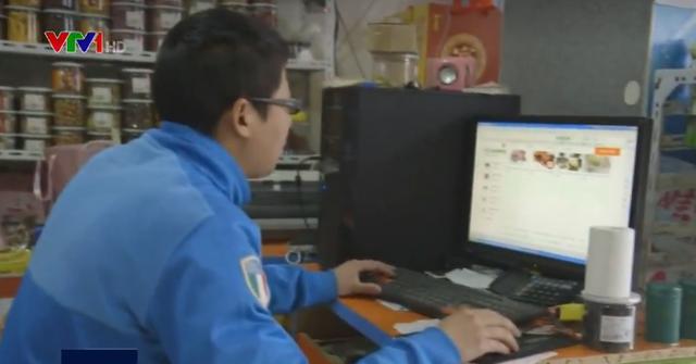 Người nông dân Trung Quốc đổi đời nhờ thương mại điện tử - Ảnh 2.