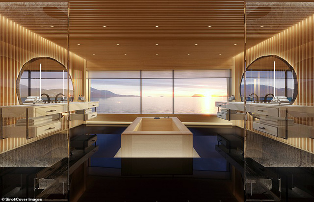 Tỷ phú Bill Gates chi 645 triệu USD tậu du thuyền siêu sang thân thiện với môi trường - ảnh 6