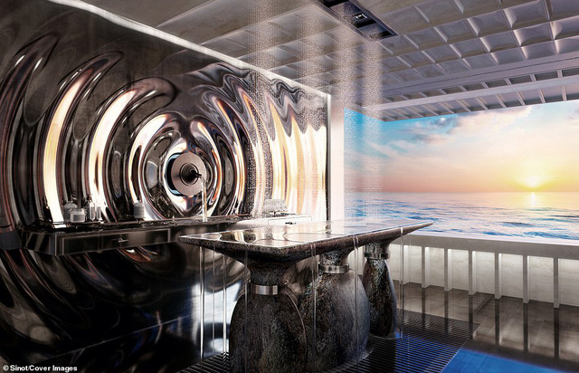 Tỷ phú Bill Gates chi 645 triệu USD tậu du thuyền siêu sang thân thiện với môi trường - ảnh 4