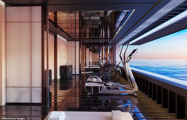 Tỷ phú Bill Gates chi 645 triệu USD tậu du thuyền siêu sang thân thiện với môi trường - ảnh 3