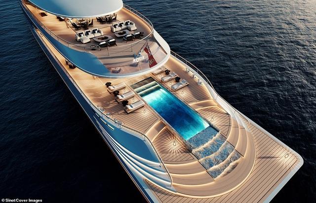 Tỷ phú Bill Gates chi 645 triệu USD tậu du thuyền siêu sang thân thiện với môi trường - ảnh 1
