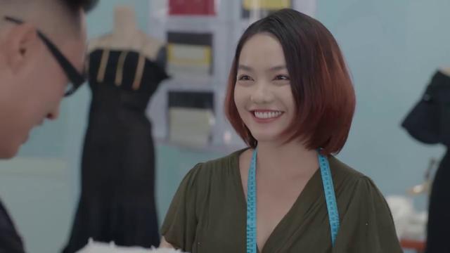 Tiệm ăn dì ghẻ - Tập 23: Kim chuyển nghề sang thiết kế thời trang? - Ảnh 3.