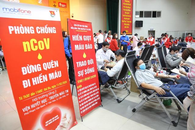 Lễ hội Xuân Hồng 2020: Phòng chống nCoV - Đừng quên đi hiến máu - Ảnh 3.