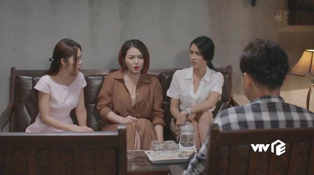 Tiệm ăn dì ghẻ - Tập 23: Kim bị ép đóng giả người yêu Tân - Ảnh 6.