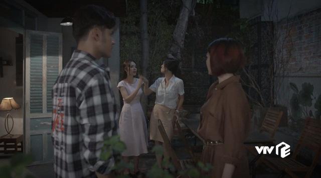 Tiệm ăn dì ghẻ - Tập 23: Kim bị ép đóng giả người yêu Tân - Ảnh 7.