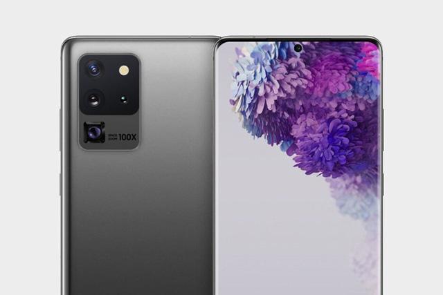 Samsung trình làng bộ ba Galaxy S20: Camera 108 MP, siêu zoom 100x và hỗ trợ quay video 8K - Ảnh 2.