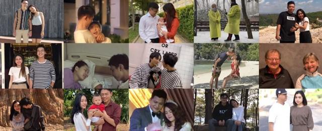 Nhiều cặp đôi nổi tiếng xuất hiện trong MV Valentine Hơn cả yêu của Đức Phúc - Ảnh 14.