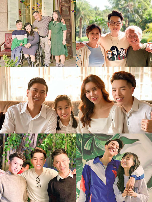 Nhiều cặp đôi nổi tiếng xuất hiện trong MV Valentine Hơn cả yêu của Đức Phúc - Ảnh 2.